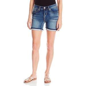 Seven7   Knit Denim Shorts Size 6